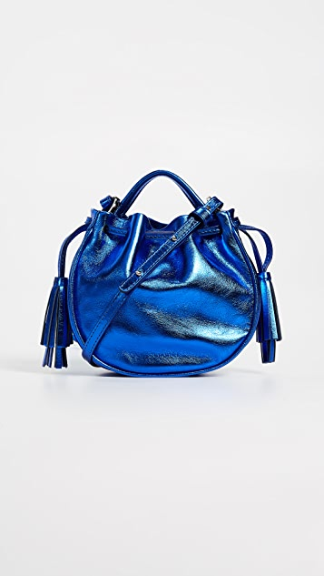 Complet Gaia Micro Cross Body Bag - Cobalt Blue