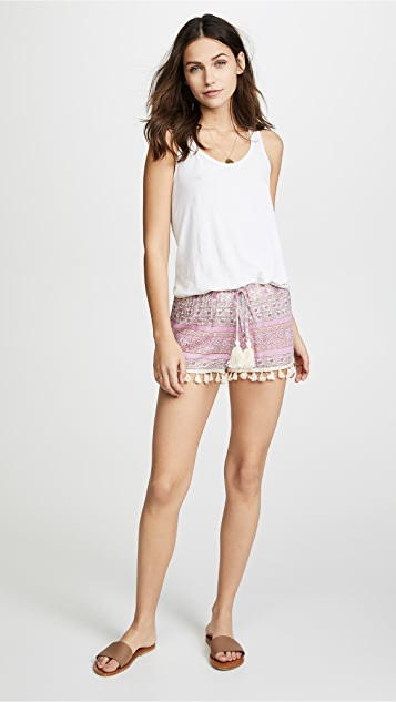 coolchange Morning Glory Babe Shorts