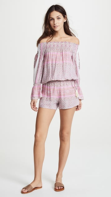 coolchange Chelsea Morning Glory Romper