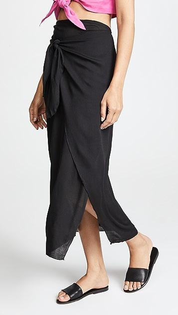 coolchange Solid Nuella Skirt