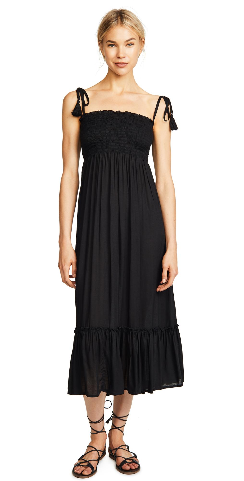 Piper Solid Dress