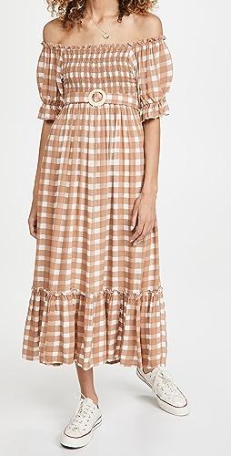 coolchange - Adelyn Dress Gingham