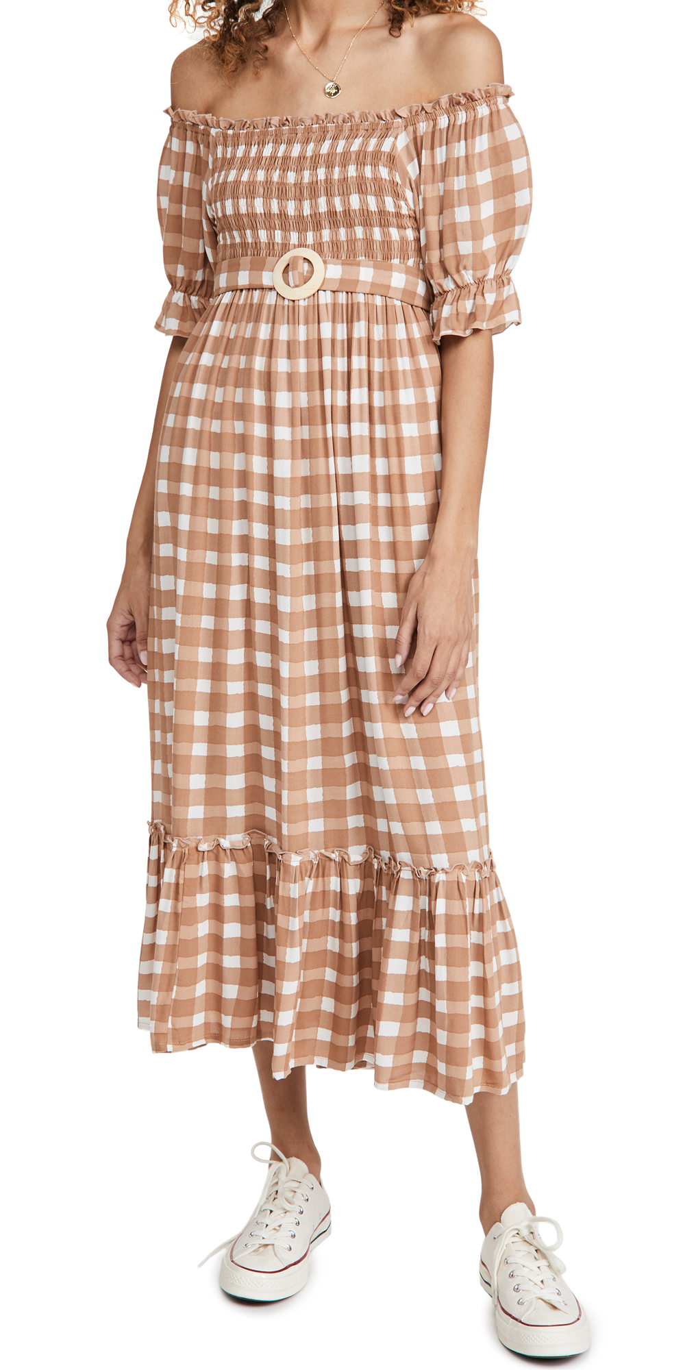 coolchange Adelyn Dress Gingham