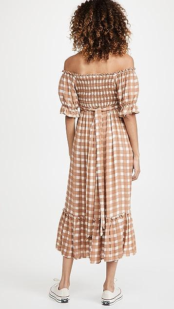 coolchange Adelyn Dress Gingham