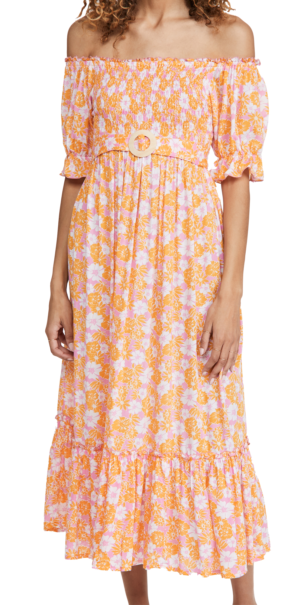 coolchange Adelyn Dress Flora