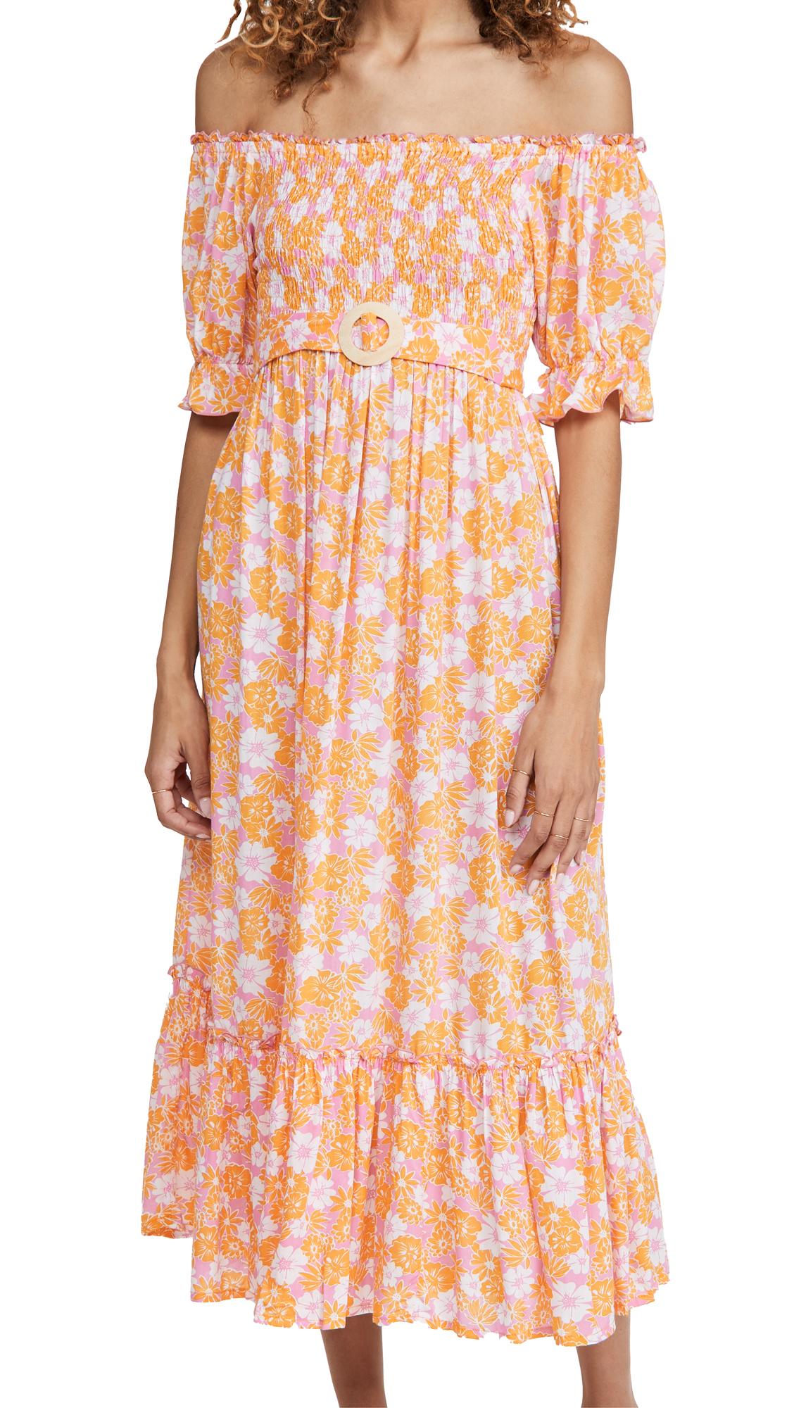 coolchange Adelyn Dress Flora