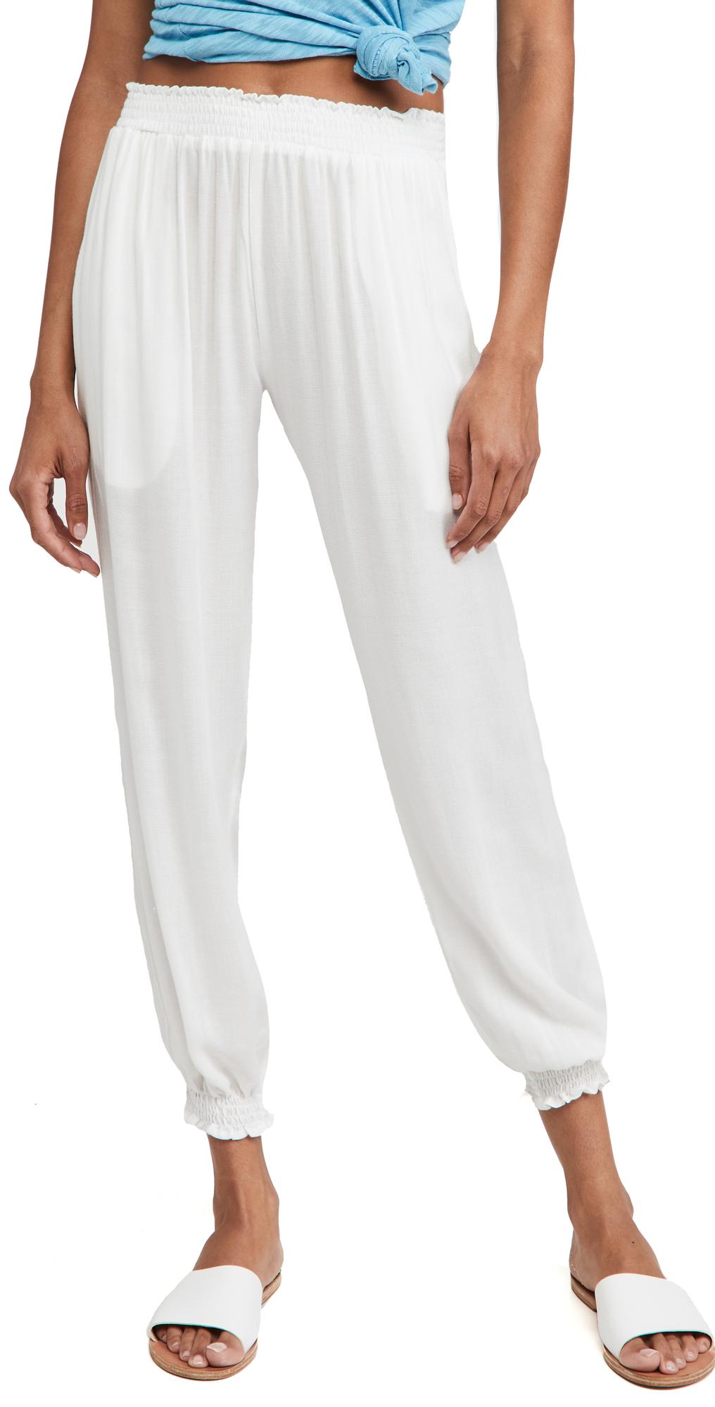 Bodrum Solid Pants