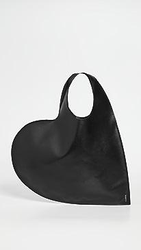코페르니 하트 토트백 Coperni Heart Tote Bag,Black