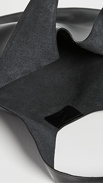 Coperni Heart Tote Bag