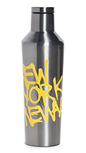 Corkcicle 16oz NY New Wave Canteen