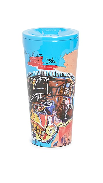 Corkcicle 16oz Basquiat Tumbler