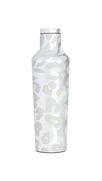 Corkcicle Canteen - 16oz Snow Leopard