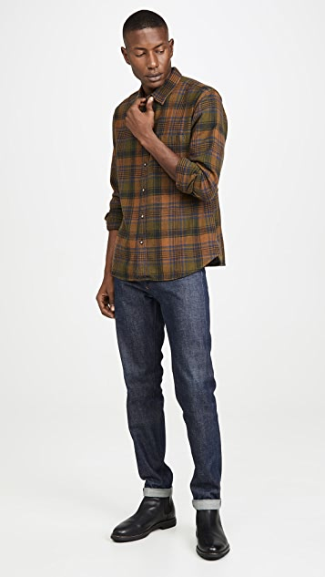 Corridor Unity Plaid Long Sleeve Shirt