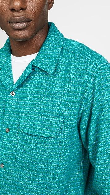 Corridor Jewel Tone Work Shirt