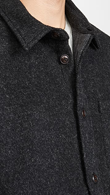 Corridor Lambswool Jacket