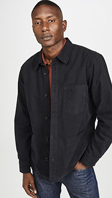 Corridor Heavy Canvas Overshirt