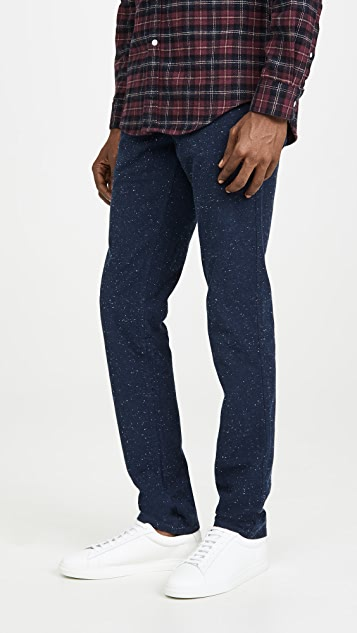 Corridor Heavy Slub Slim Pants