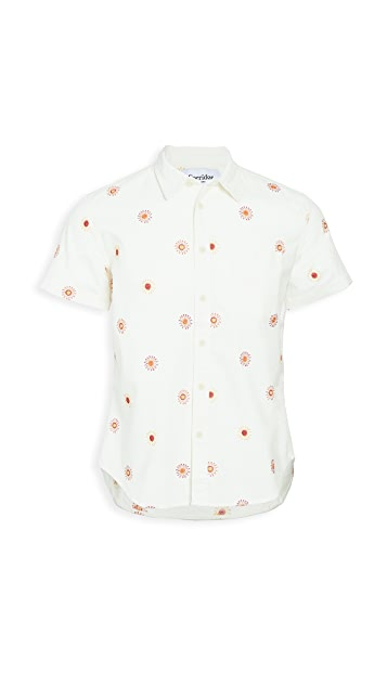Corridor Embroidered Sunny Day Shirt