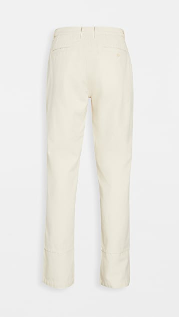 Corridor Natural Canvas Trousers
