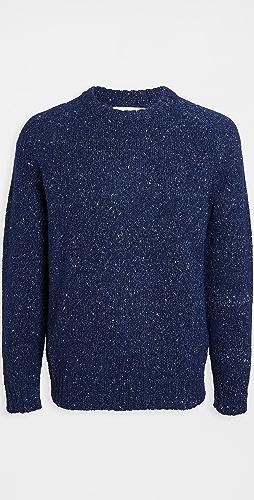 Corridor - Wool Crew Neck Sweater