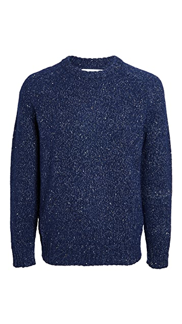 Corridor Wool Crew Neck Sweater