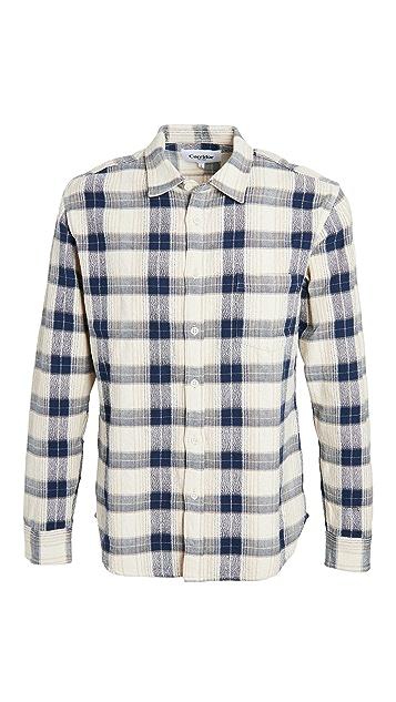Corridor Capricorn Plaid Shirt