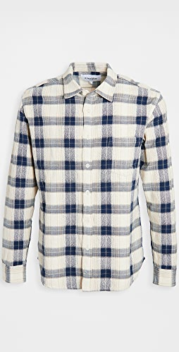 Corridor - Capricorn Plaid Shirt