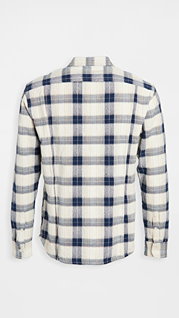 Corridor Capricorn Plaid Shirt