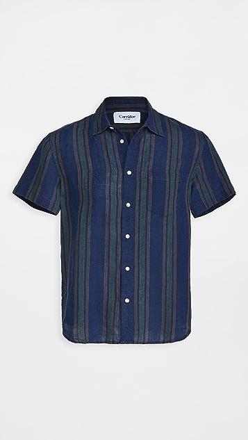 Corridor Stripe Woven Shirt