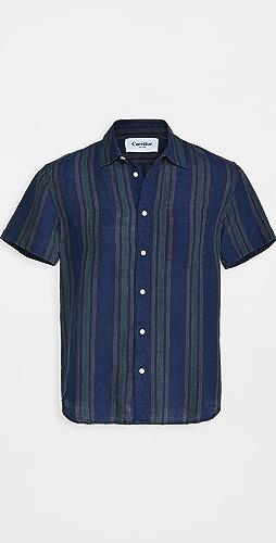 Corridor - Stripe Woven Shirt