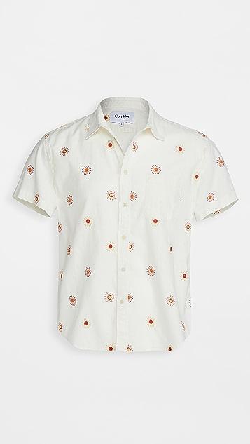 Corridor Embroidery Shirt