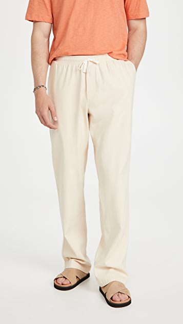Corridor Cotton Seed Drawstring Pants