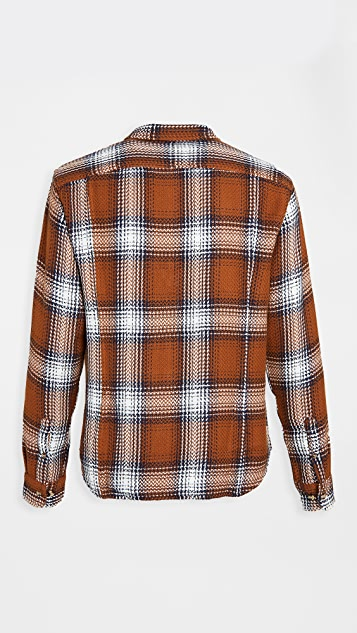 Corridor Acid Plaid Shirt