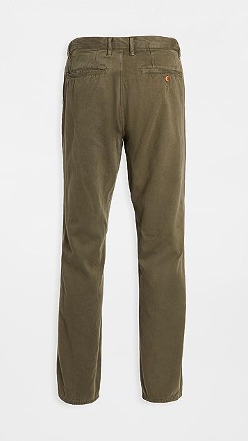 Corridor Moleskin Trousers