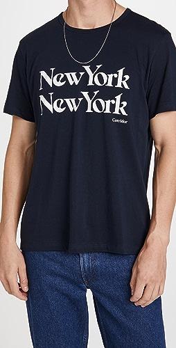 Corridor - New York New York T-Shirt