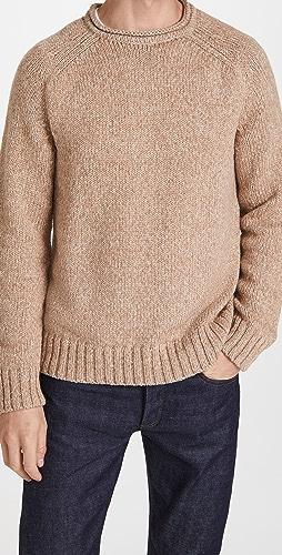 Corridor - Roll Neck Alpaca Sweater