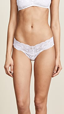 Never Say Never Cutie Low Rise Thong