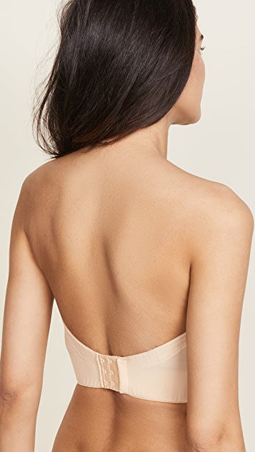 af58aaa931e97 ... Cosabella Marni Strapless Plunge Back Bra ...