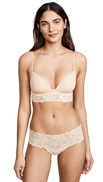 Cosabella Never Say Never Soft Padded Bra