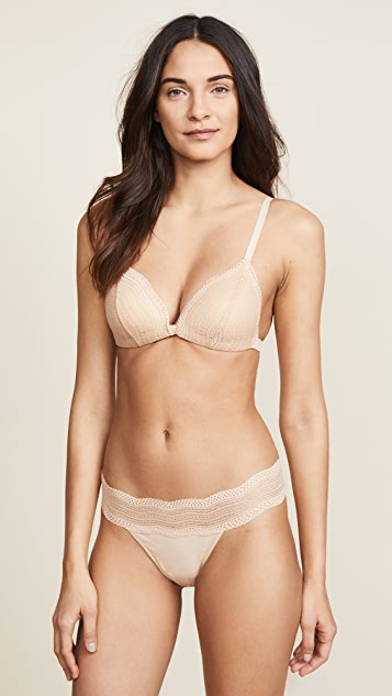 d17971a7b3 Cosabella Dolce Triangle Soft Push Up Bra
