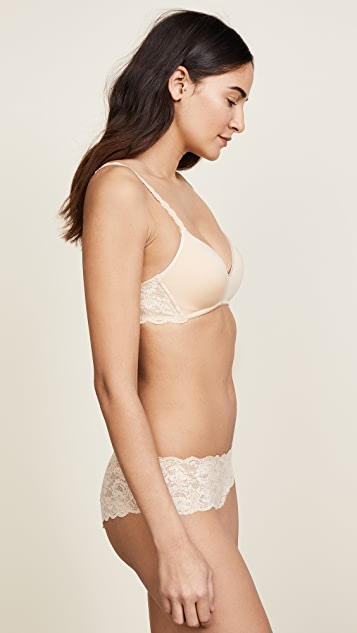 Cosabella Never Say Never Wireless Comfie Bra