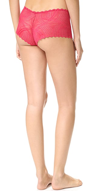 Cosabella Minoa Open Hot Pants