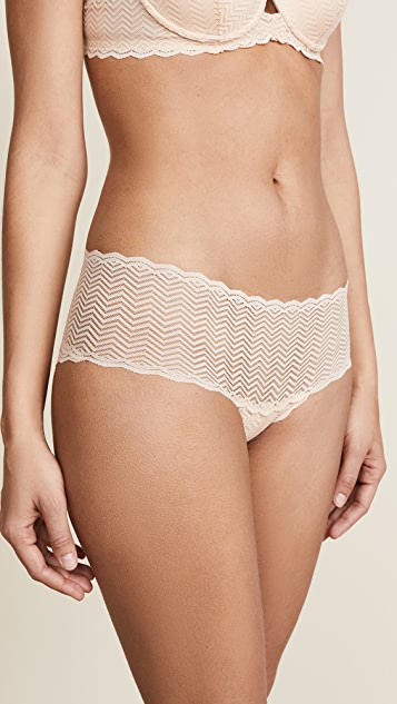 Cosabella Sweet Treats Geo Hot Pants