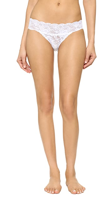 Cosabella Never Say Never Bikini 3 Pack