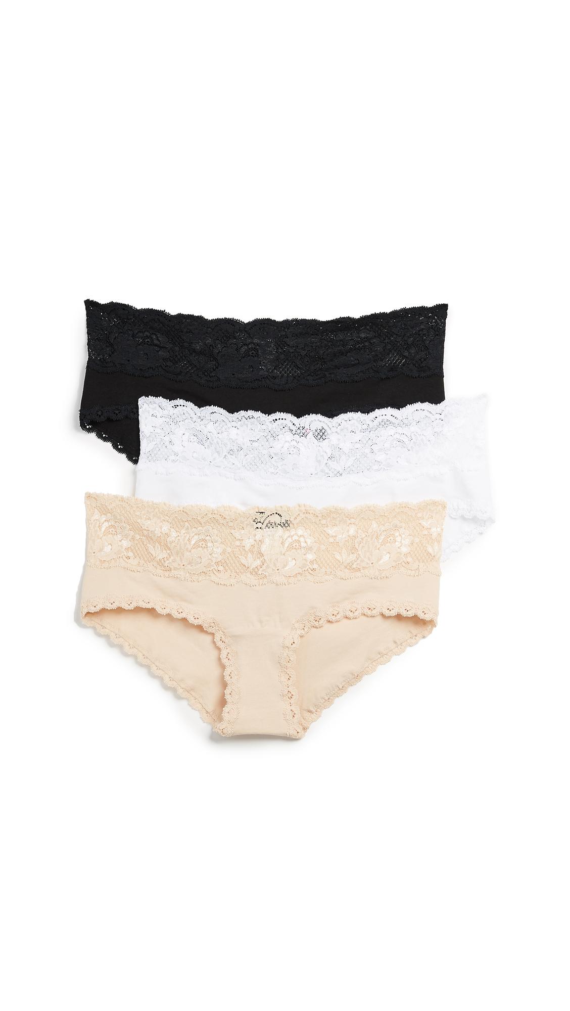 Cosabella Maternity Hotpant 3 Pack