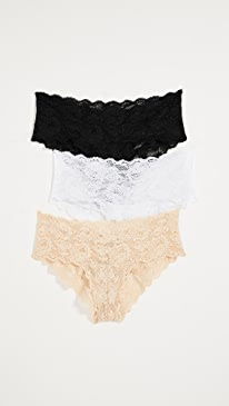 Never Say Never Hottie Hotpant 3 Pack