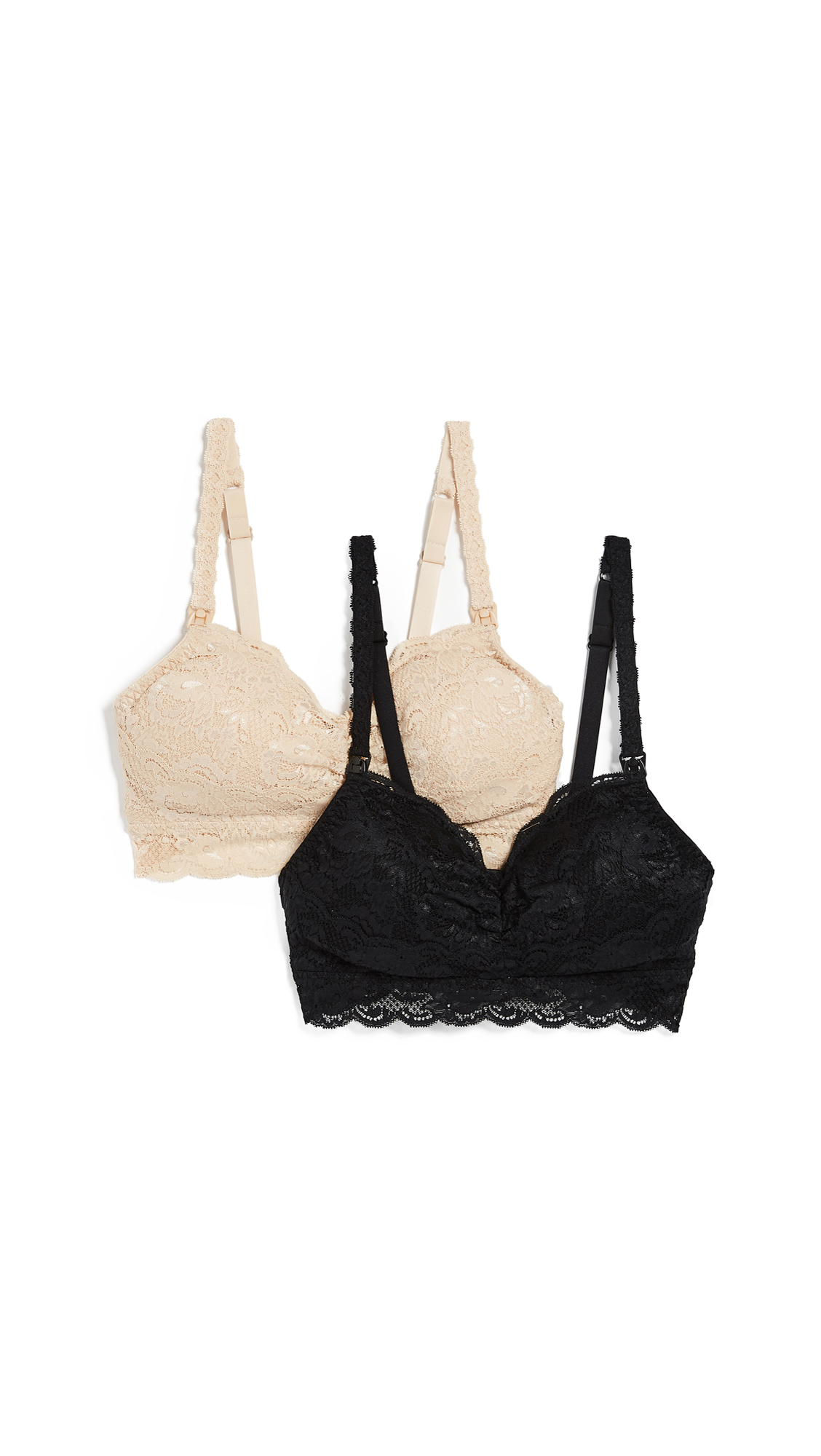 Cosabella Never Say Never Maternity Bra 2 Pack