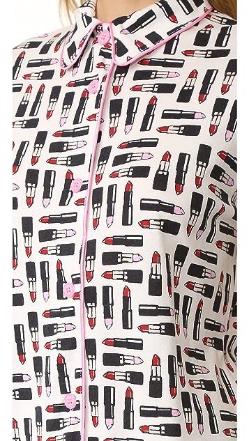 Cosabella Bella Printed Boxer PJ Set