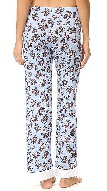 Cosabella Paul & Joe x Cosabella Isabelle Printed Pants
