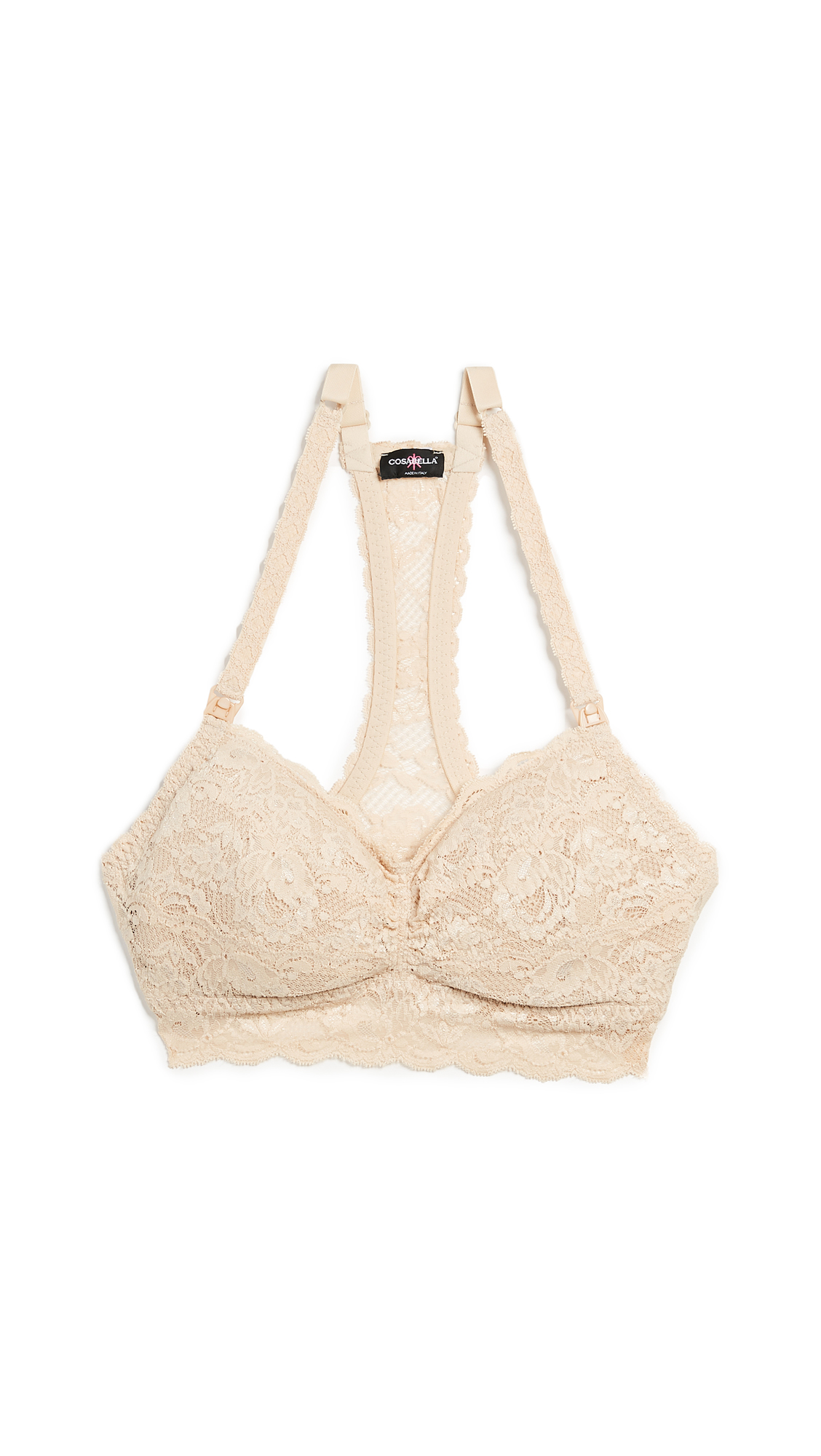 Cosabella Never Say Never Maternity Mommie Racie Bra